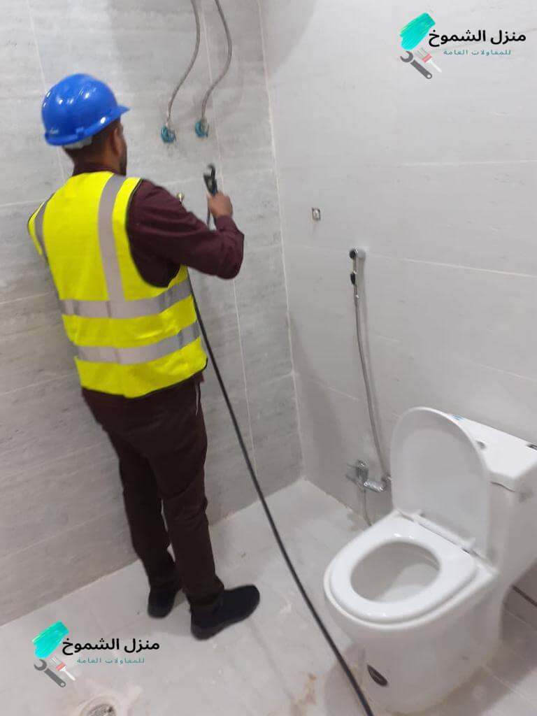 تكلفة ترميم الحمام